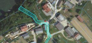 Otok za ločeno zbiranje odpadkov: Žihovo selo